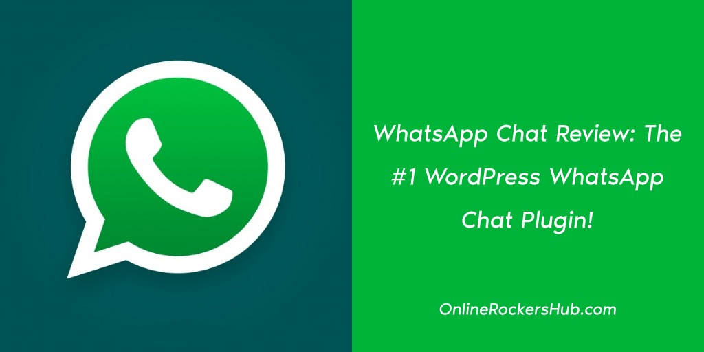 WhatsApp Chat Review The #1 WordPress WhatsApp Chat Plugin