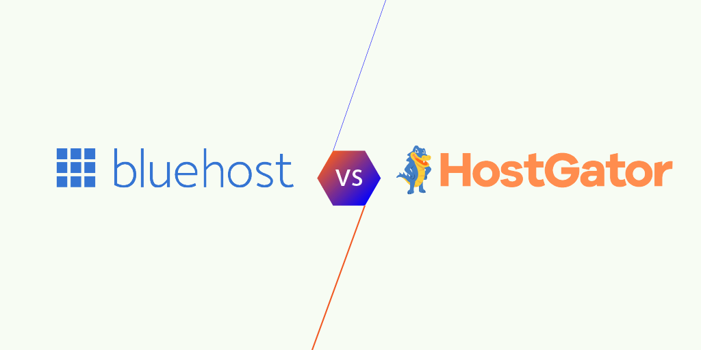 BlueHost vs Hostgator - Ultimate Comparison