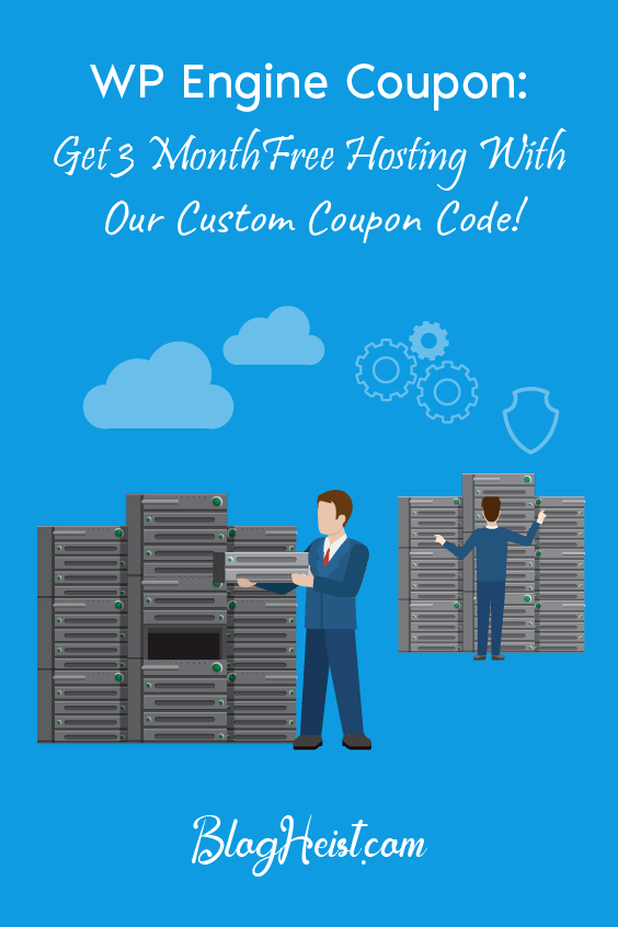WP Engine Coupon: 3 Months of Free Web Hosting!