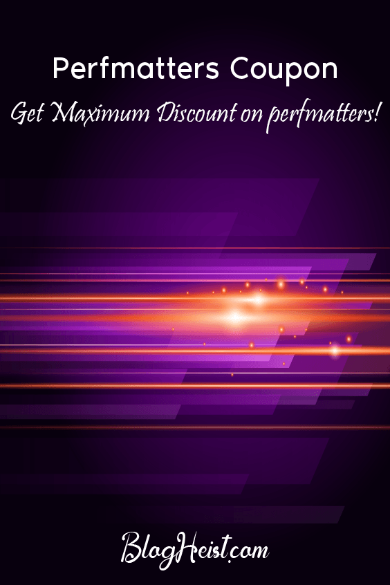 Perfmatters Coupon