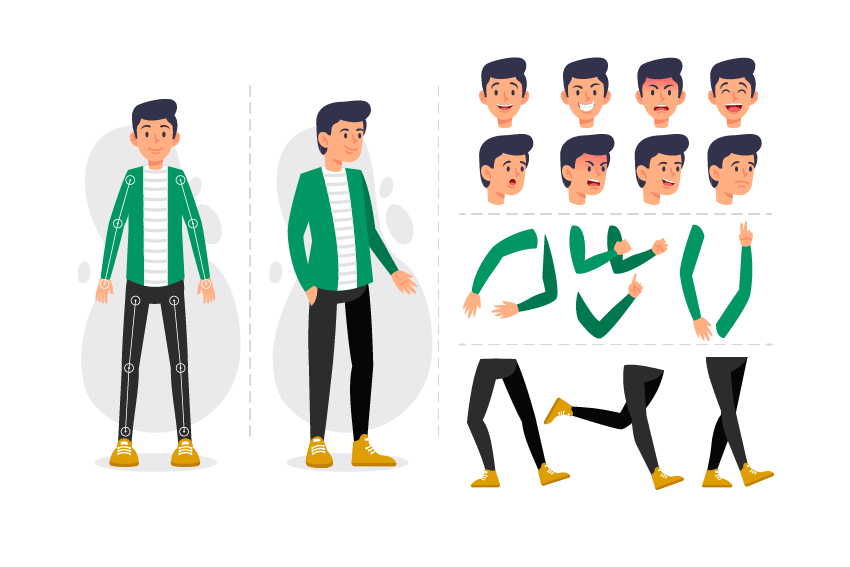 Product and Characters Design - Service to Sell on Fiverr