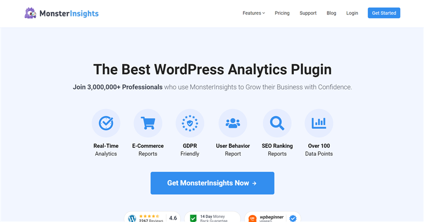How To Install Google Analytics Global Site Tag in WordPress (gtag.js)