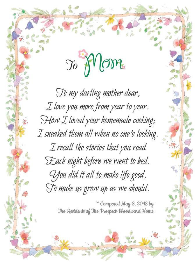 Mothers Day Poems That Make You Cry 6