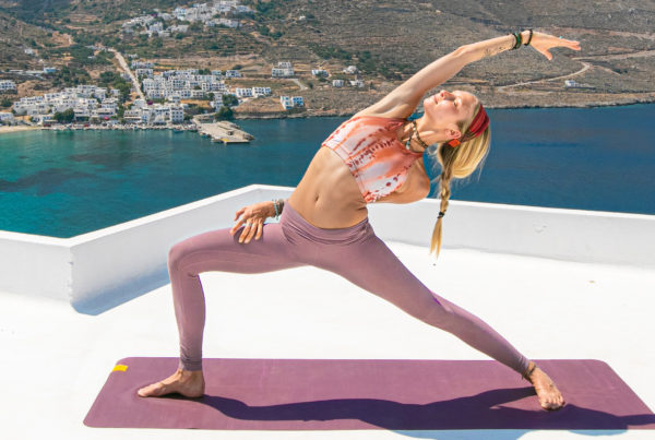 Boho Beautiful Power Yoga
