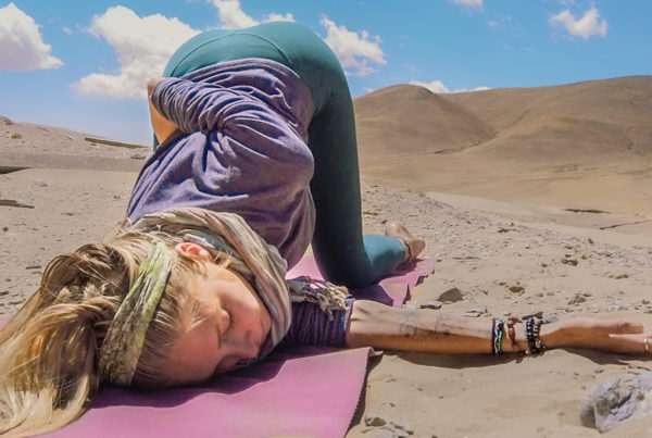 Boho Beautiful Yin Yoga