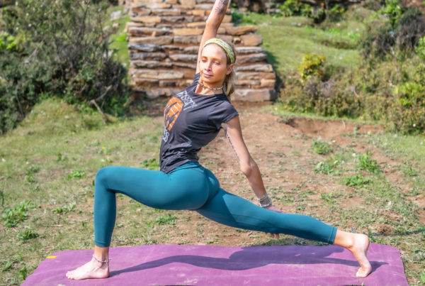 Boho Beautiful's Yoga For Stunning Leg Definition