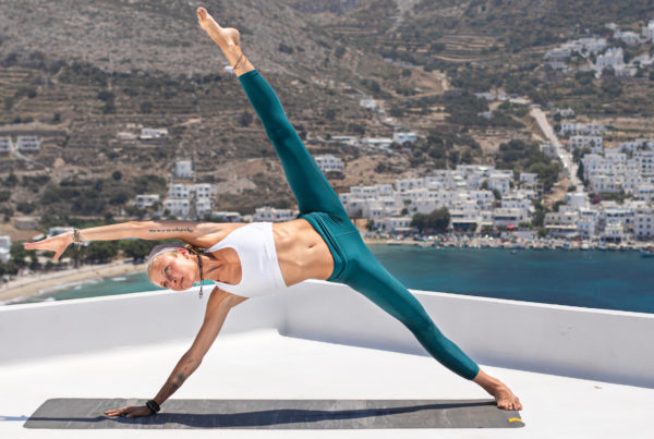 Boho Beautiful's Power Yoga Class by Juliana Spicoluk