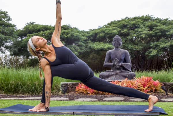 Blissful Yoga Flow with Juliana Spicoluk from Boho Beautiful