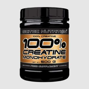 100% Creatine Monohydrate 500g by Scitec Nutrition
