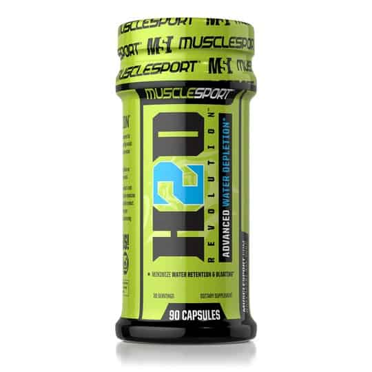 H2O Revolution by MuscleSport
