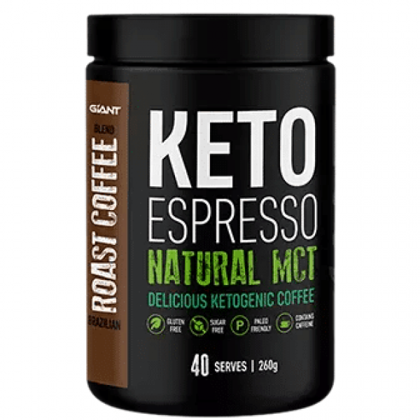 Keto Espresso By Giant Sports