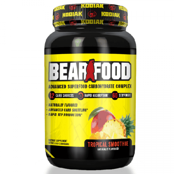 Kodiak Bear Food Advanced Superfood Carbohydrate Complex