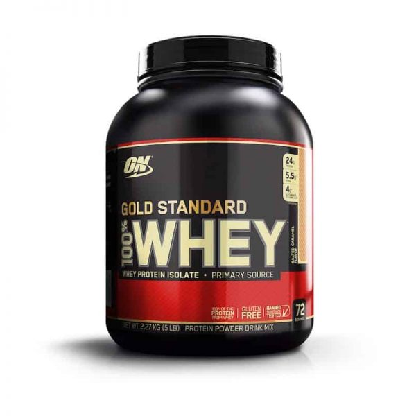 Gold Standard 100% Whey 5LB By ON