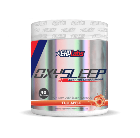 Oxysleep Night Time Shred By EHP Labs
