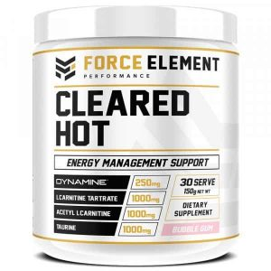 Cleared Hot By Force Element