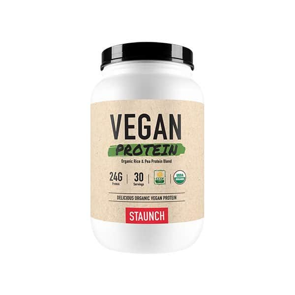 Vegan Protein by Staunch