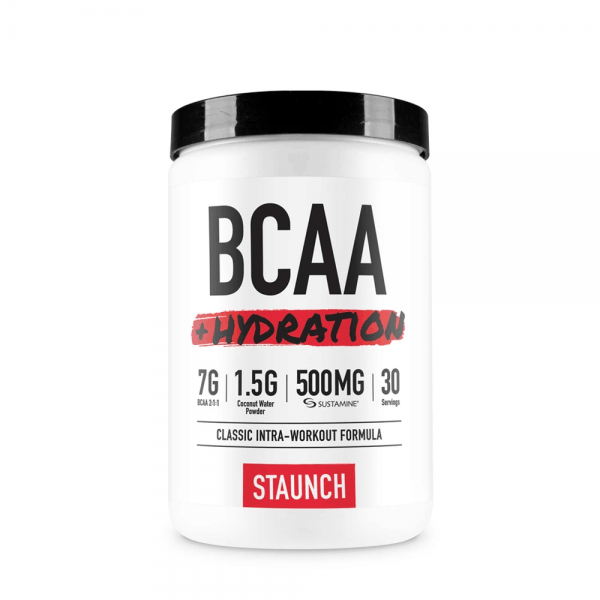 BCAA + Hydration By Staunch Nutrition