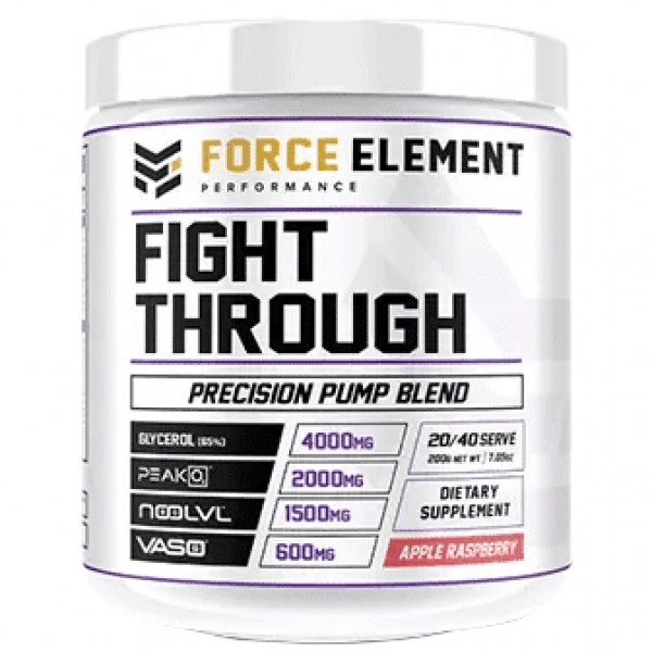 Fight Through By Force Element
