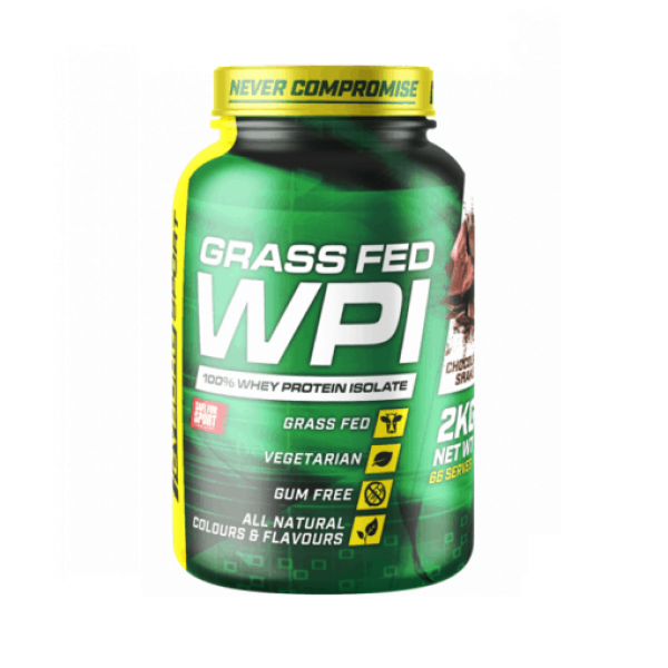 Grass Fed WPI By Cyborg Sport