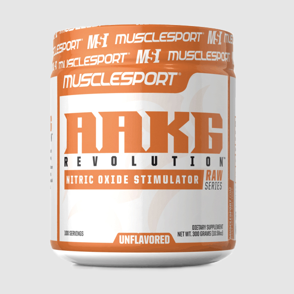 AAKG Revolution Nitric Oxide Stimulator by MuscleSport