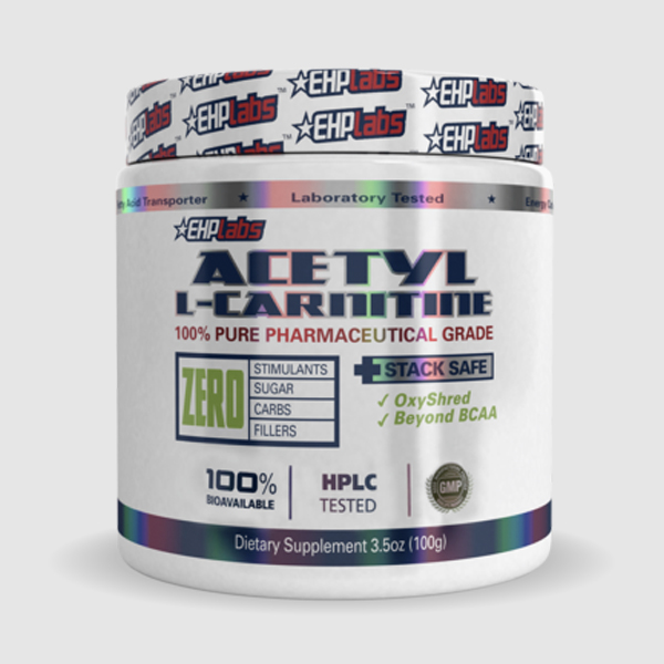 Acetyl L-Carnitine By EHP Labs