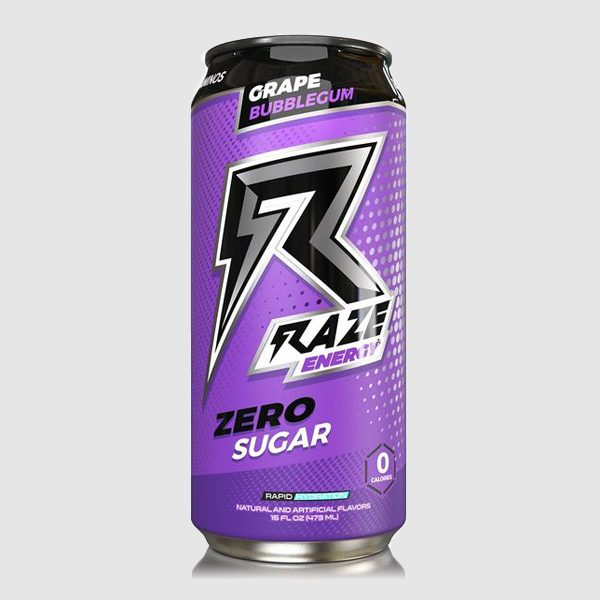 Grape Raze Energy Drink by Repp Sports