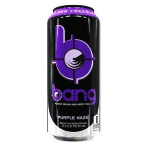 Bang Energy Drink By VPX Sports