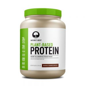 Plant Based Protein By Natures Best