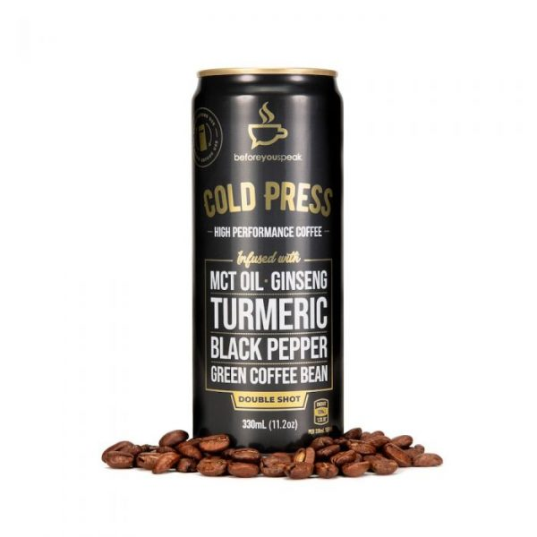 Cold Press By before you speak