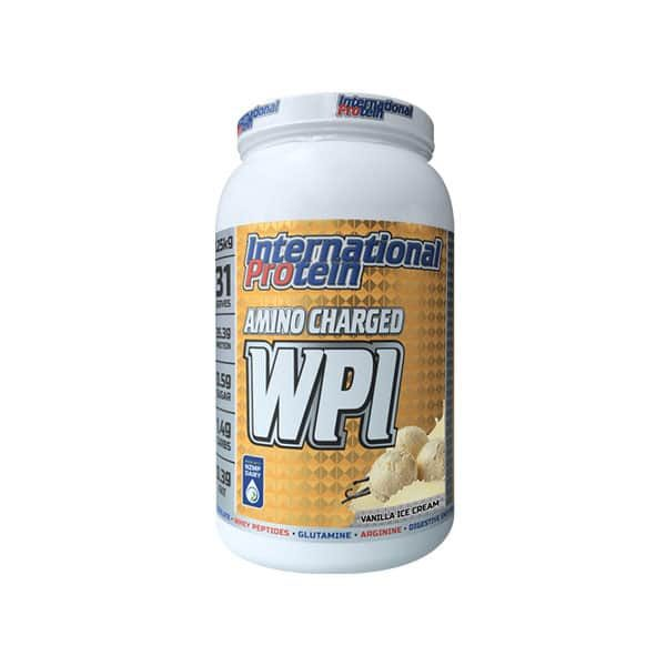 Amino Charged WPI 1.25kg By International Protein