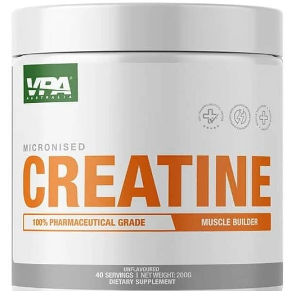 Creatine By VPA Australia