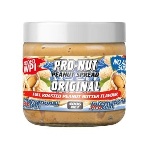 Pro-Nut Peanut Spread By International Protein