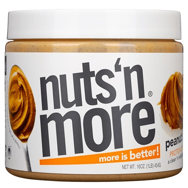 Boost Nutrition Nuts N More