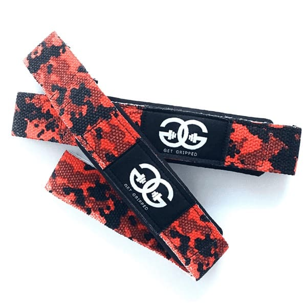 Boost Nutrition Lift Straps By Get Gripped