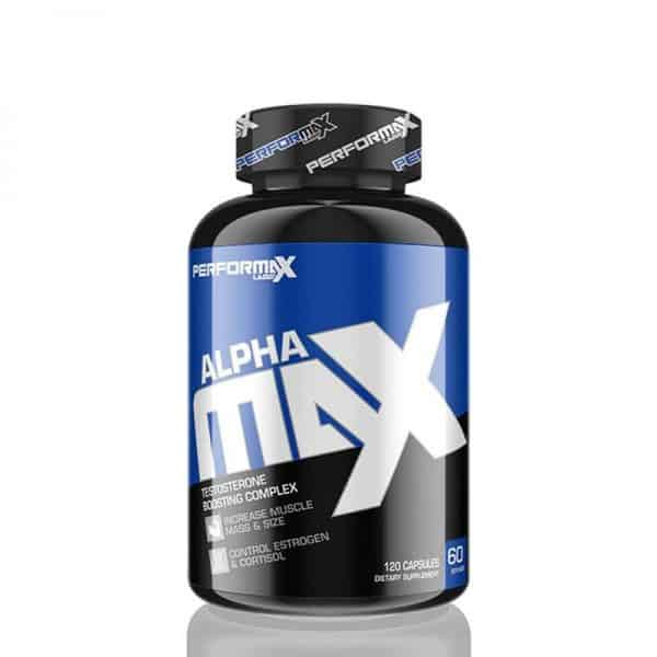 Boost Nutrition Alpha Max By Performax Labs