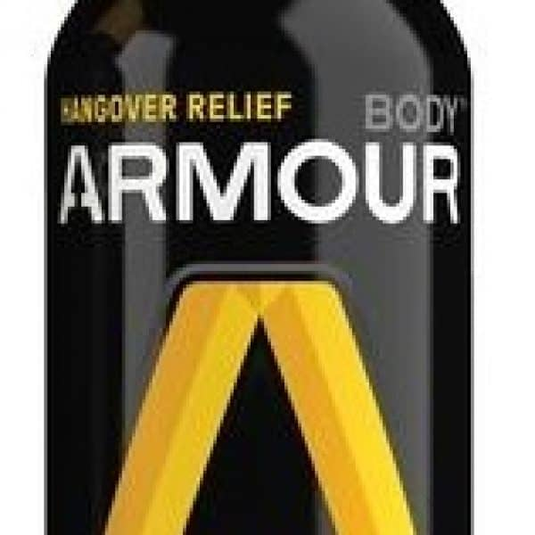 Hangover Relief By Body Armour