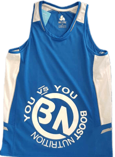 Singlet - You Vs You By Boost Nutrition