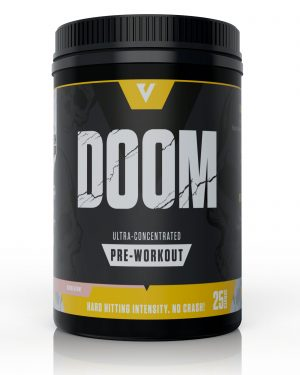 Doom Preworkout By Victory Labs