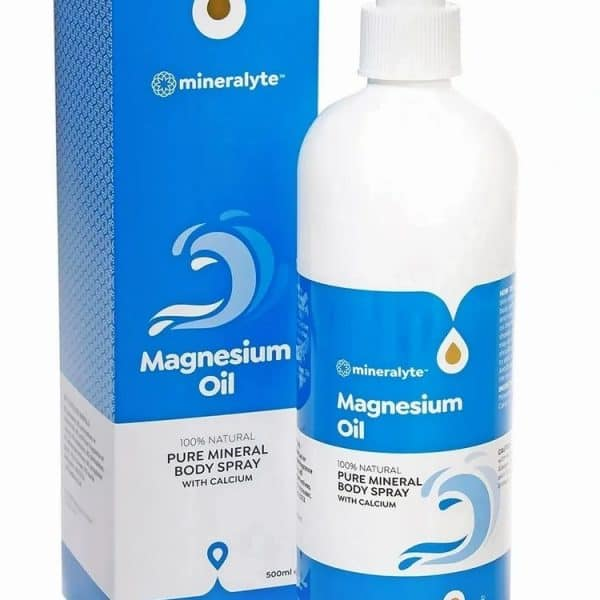 Mineralyte Magnesium Oil Sport With Electrolytes