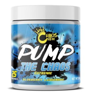 Pump The Chaos By Chaos Crew