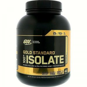 Gold Standard 100% Isolate 1.58LB Boost Nutrition