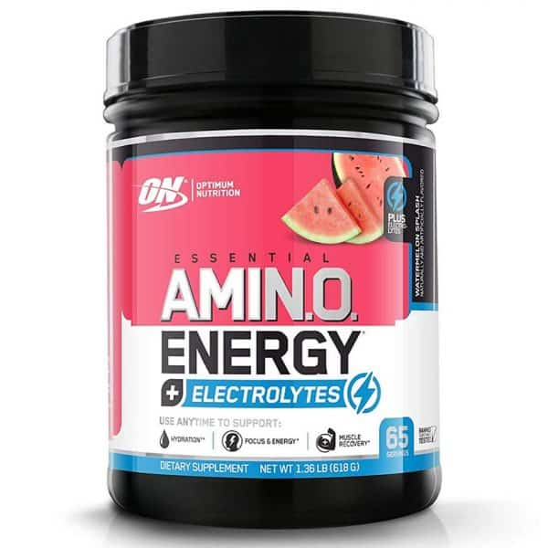 Essential Amino Energy + Electrolytes 65 Serves By ON