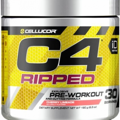 C4 Ripped Pre-Workout By Cellucor