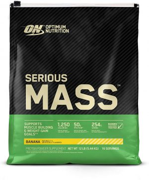 Serious Mass by Boost Nutrition