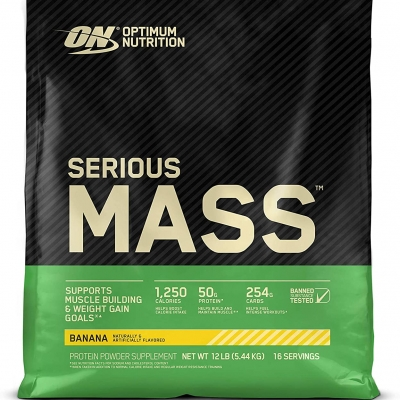 Serious Mass By ON 12LB