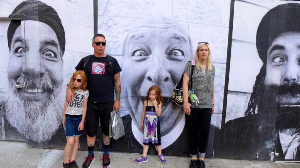 The Doyle Family NYC