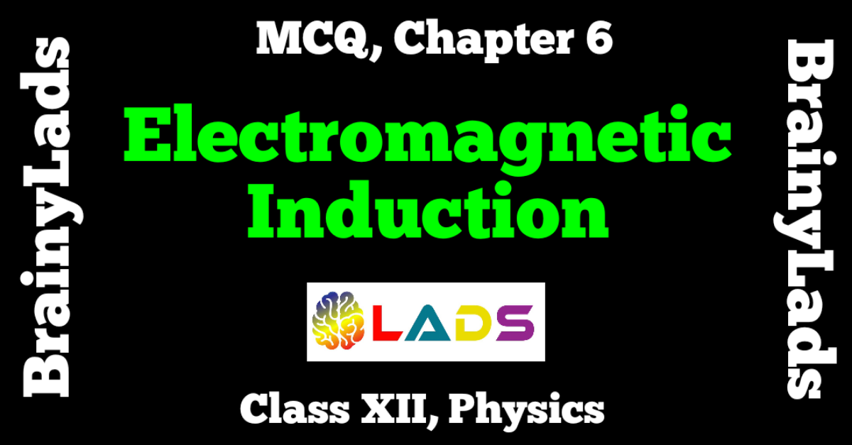 MCQ of Electromagnetic Induction