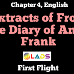 Extract Based Questions of From the Diary of Anne Frank