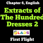 Extract Based Questions of The Hundred Dresses Part 2