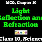 MCQ of Light Reflection and Refraction